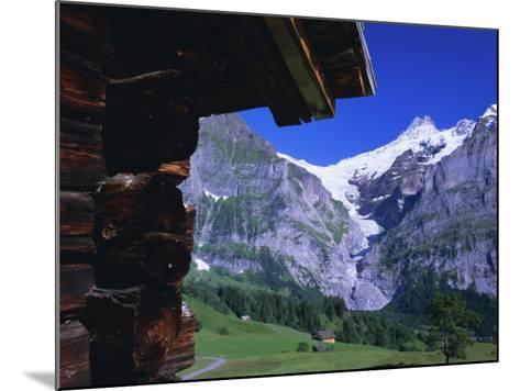 Bort, Swiss Alps, Switzerland-Ruth Tomlinson-Mounted Photographic Print