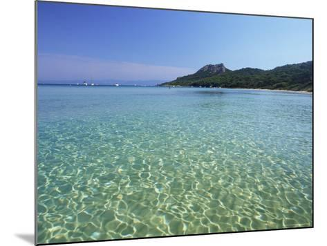 Still Waters off the Plage Notre Dame, Provence-Alpes-Cote-D'Azur, France-Ruth Tomlinson-Mounted Photographic Print