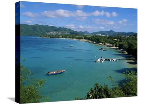 Saint Anne, Island of Martinique, Lesser Antilles, French West Indies, Caribbean, Central America-Yadid Levy-Stretched Canvas Print