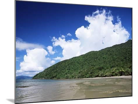 Great Barrier Reef and Rainforest, Queensland, Australia, Pacific-Jochen Schlenker-Mounted Photographic Print