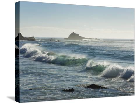 Kings Beach, Broken Head National Reserve, Byron Bay, New South Wales, Australia, Pacific-Jochen Schlenker-Stretched Canvas Print