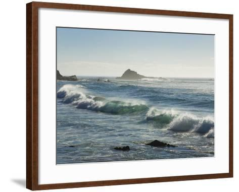Kings Beach, Broken Head National Reserve, Byron Bay, New South Wales, Australia, Pacific-Jochen Schlenker-Framed Art Print
