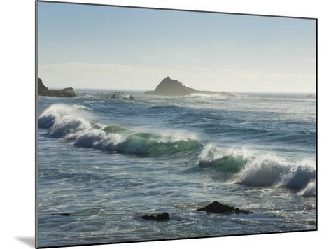 Kings Beach, Broken Head National Reserve, Byron Bay, New South Wales, Australia, Pacific-Jochen Schlenker-Mounted Photographic Print