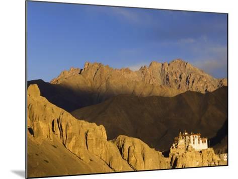 Lamayuru Gompa (Monastery), Lamayuru, Ladakh, Indian Himalayas, India, Asia-Jochen Schlenker-Mounted Photographic Print