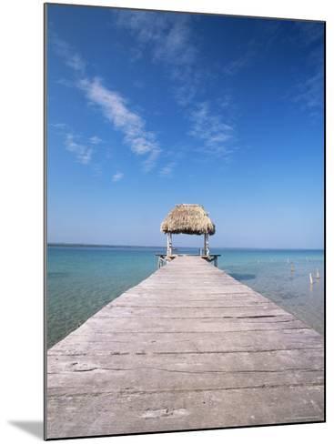 Lago Peten Itza, El Remate, Guatemala, Central America-Colin Brynn-Mounted Photographic Print