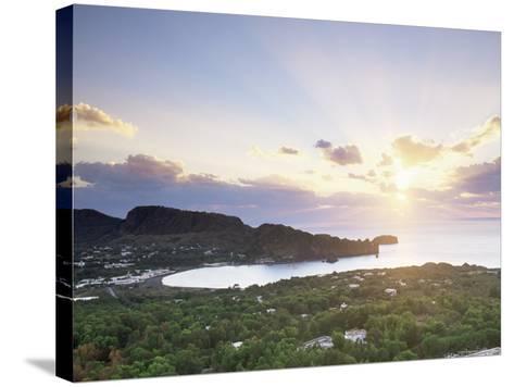 Vulcano Island, Eolie Islands (Aeolian Islands) (Lipari Islands), Italy, Europe-Colin Brynn-Stretched Canvas Print