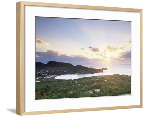 Vulcano Island, Eolie Islands (Aeolian Islands) (Lipari Islands), Italy, Europe-Colin Brynn-Framed Art Print