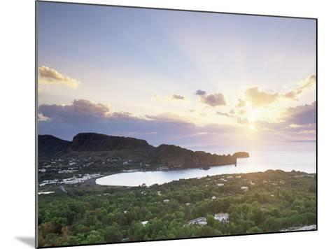 Vulcano Island, Eolie Islands (Aeolian Islands) (Lipari Islands), Italy, Europe-Colin Brynn-Mounted Photographic Print