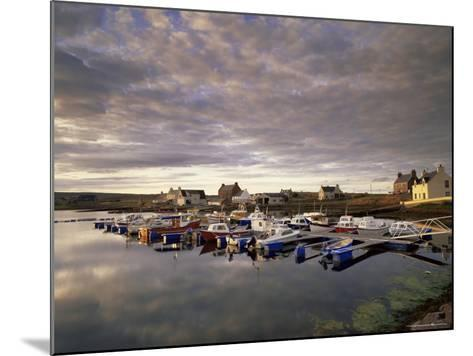 Walls, West Mainland, Shetland Islands, Scotland, United Kingdom, Europe-Patrick Dieudonne-Mounted Photographic Print