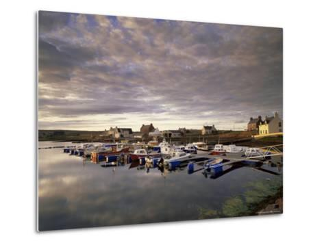 Walls, West Mainland, Shetland Islands, Scotland, United Kingdom, Europe-Patrick Dieudonne-Metal Print
