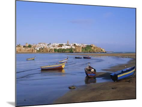 Rabat, Morocco, North Africa-Bruno Morandi-Mounted Photographic Print
