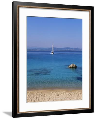 Spargi, a Small Island off the Northern Coast of Sardinia, Italy-Bruno Morandi-Framed Art Print