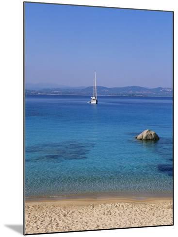 Spargi, a Small Island off the Northern Coast of Sardinia, Italy-Bruno Morandi-Mounted Photographic Print