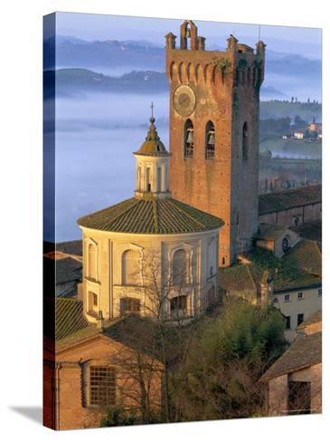 San Miniato, Tuscany, Italy-Bruno Morandi-Stretched Canvas Print