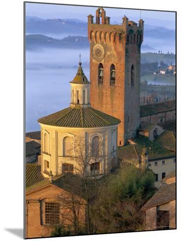 San Miniato, Tuscany, Italy-Bruno Morandi-Mounted Photographic Print