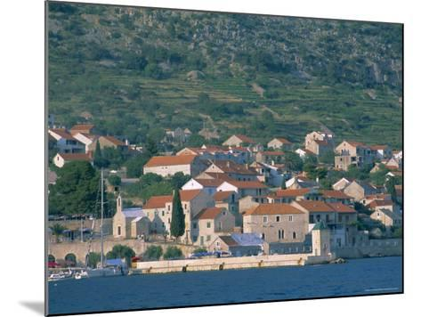Bol Village, Brac Island, Dalmatia, Dalmatian Coast, Adriatic, Croatia, Europe-J P De Manne-Mounted Photographic Print