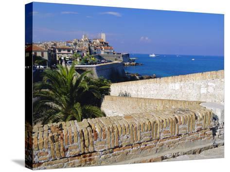 Antibes, Old Town, Alpes Maritime, Cote d'Azur, France-J P De Manne-Stretched Canvas Print