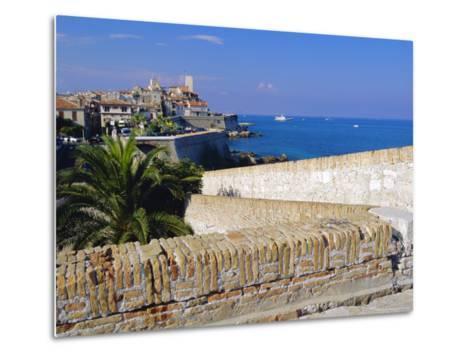 Antibes, Old Town, Alpes Maritime, Cote d'Azur, France-J P De Manne-Metal Print