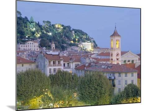 The Old Town, Nice, Provence, France-J P De Manne-Mounted Photographic Print