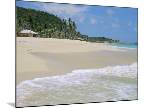 Johnson's Point Beach, South-West Coast, Antigua, West Indies, Caribbean-J P De Manne-Mounted Photographic Print