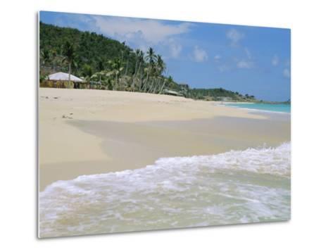 Johnson's Point Beach, South-West Coast, Antigua, West Indies, Caribbean-J P De Manne-Metal Print