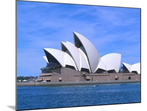 Opera House Close-up, Sydney, Australia-Bill Bachmann-Mounted Photographic Print