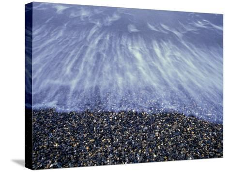Second Beach, Surf, Olympic National Park, Washington, USA-Art Wolfe-Stretched Canvas Print