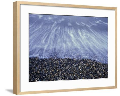 Second Beach, Surf, Olympic National Park, Washington, USA-Art Wolfe-Framed Art Print