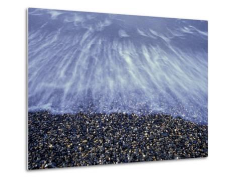 Second Beach, Surf, Olympic National Park, Washington, USA-Art Wolfe-Metal Print