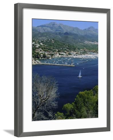 Port d'Andtrax, Mallorca, Balearic Islands, Spain-Christian Kober-Framed Art Print