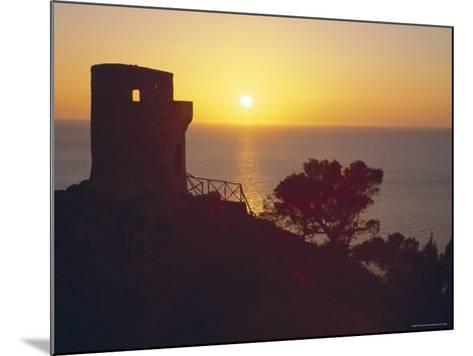 The Mirador of Ses Animes, Mallorca, Balearic Islands, Spain-Christian Kober-Mounted Photographic Print