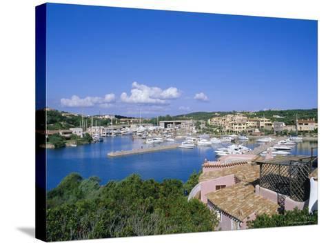 Porto Cervo, Sardinia, Italy, Mediterranean, Europe-Oliviero Olivieri-Stretched Canvas Print