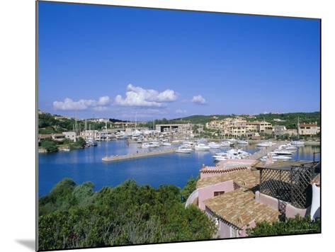 Porto Cervo, Sardinia, Italy, Mediterranean, Europe-Oliviero Olivieri-Mounted Photographic Print