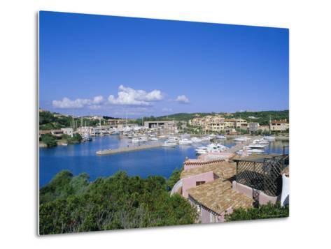 Porto Cervo, Sardinia, Italy, Mediterranean, Europe-Oliviero Olivieri-Metal Print