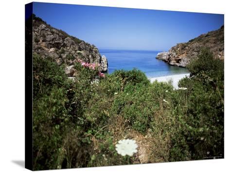 Mani, Gerolimenas Vasthia, Peloponnese, Greece, Europe-Oliviero Olivieri-Stretched Canvas Print