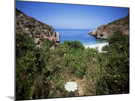 Mani, Gerolimenas Vasthia, Peloponnese, Greece, Europe-Oliviero Olivieri-Mounted Photographic Print