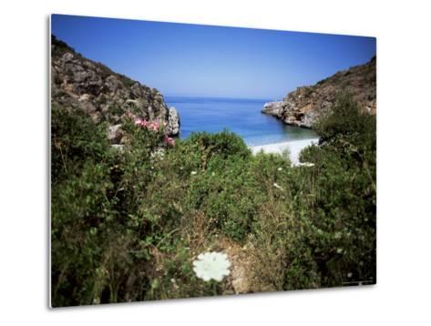Mani, Gerolimenas Vasthia, Peloponnese, Greece, Europe-Oliviero Olivieri-Metal Print