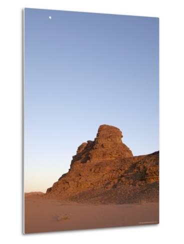 Desert, Wadi Rum, Jordan, Middle East-Sergio Pitamitz-Metal Print