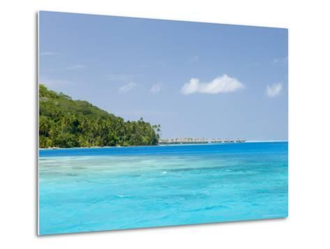 Bora-Bora, Leeward Group, Society Islands, French Polynesia, Pacific Islands, Pacific-Sergio Pitamitz-Metal Print