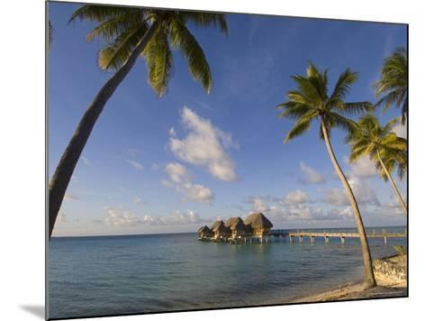 Pearl Beach Resort, Tikehau, Tuamotu Archipelago, French Polynesia, Pacific Islands, Pacific-Sergio Pitamitz-Mounted Photographic Print