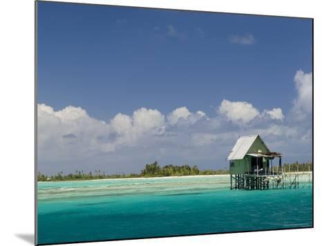 Tikehau, Tuamotu Archipelago, French Polynesia, Pacific Islands, Pacific-Sergio Pitamitz-Mounted Photographic Print