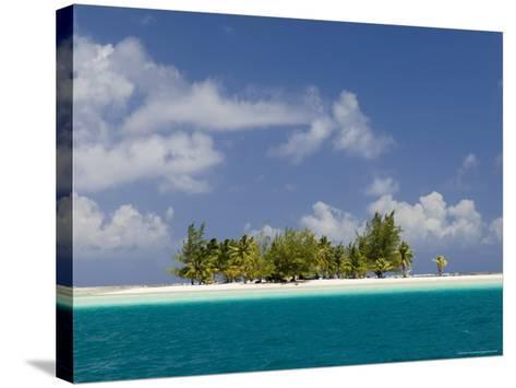Tikehau, Tuamotu Archipelago, French Polynesia, Pacific Islands, Pacific-Sergio Pitamitz-Stretched Canvas Print