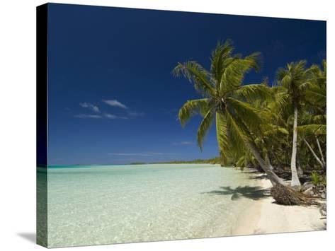Fakarawa, Tuamotu Archipelago, French Polynesia, Pacific Islands, Pacific-Sergio Pitamitz-Stretched Canvas Print