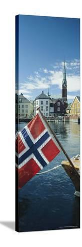 Arendal, Aust-Agder County, the South Coast, Norway, Scandinavia, Europe-Gavin Hellier-Stretched Canvas Print