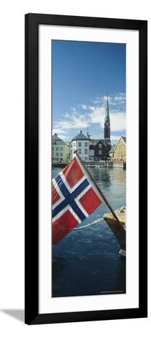 Arendal, Aust-Agder County, the South Coast, Norway, Scandinavia, Europe-Gavin Hellier-Framed Art Print