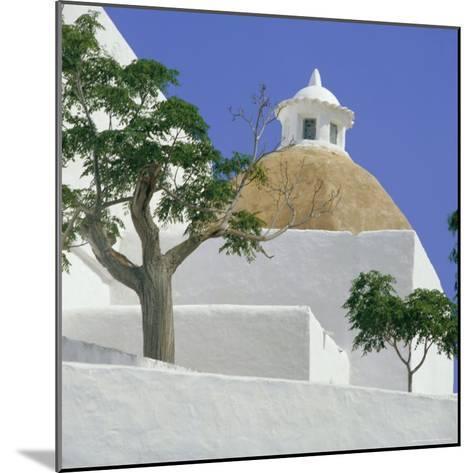 Church of Our Lady of Jesus, Santa Eulalia, Balearic Islands, Spain, Europe-G Richardson-Mounted Photographic Print