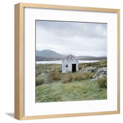 Isle of Lewis, Outer Hebrides, Scotland, United Kingdom, Europe-Lee Frost-Framed Art Print