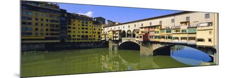 Ponte Vecchio, Florence, Tuscany, Italy-Bruno Morandi-Mounted Photographic Print