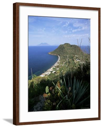 Island of Filicudi, Aeolian Islands, Unesco World Heritage Site, Italy-Oliviero Olivieri-Framed Art Print