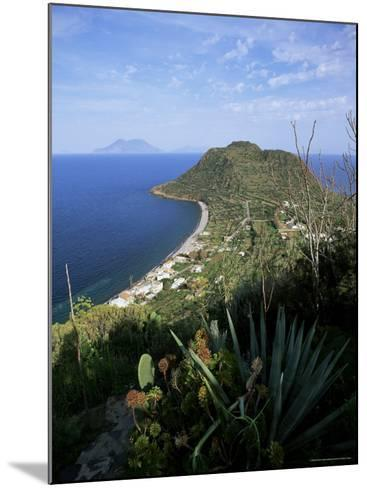 Island of Filicudi, Aeolian Islands, Unesco World Heritage Site, Italy-Oliviero Olivieri-Mounted Photographic Print